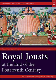 Royal Jousts book cover