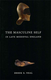 The Masculine Self in Late Medieval England book cover