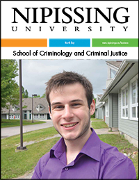 School of Criminology and Criminal Justice cover