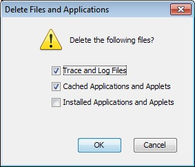 Java Delete Files