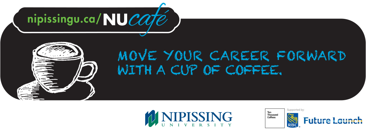 Join the NU Cafe - Move your career forward with a cup of coffee