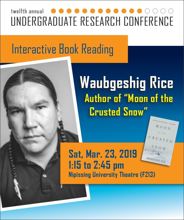 Undergraduate Research Conference Book Reading