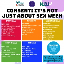 It's not just about sex week