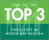 Top employer in North Bay