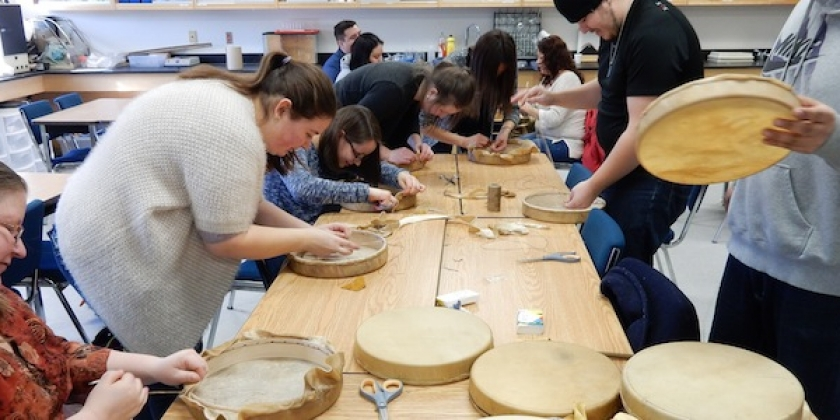 Drum Making Workshop