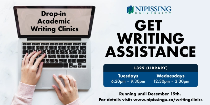 Get Writing Assistance